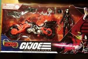 Hasbro- Gi Joe Classified-Special Missions Cobra Island- Baroness and Cobra Coil