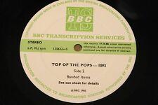 The Clash King SIMPLE MINDS Arcadia Sade John Parr MATT BIANCO BBC Disc 1093 LP