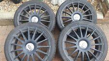 17 inch alloys wheels Team Dynamics Monza R Satin Black