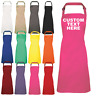 Personalised Custom Printed Apron Kitchen Baking Cooking Business Logo Text 173