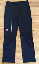 Castelli Race Day Warm Up Reflective Cycling Pants Sz. L