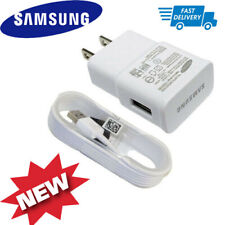 OEM Original Samsung Galaxy Tab S2 E Tab 4 3 Pro Home USB Wall Charger + Cable