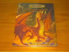 DRACONOMICON EL LIBRO DE LOS DRAGONES DUNGEONS DRAGONS D&D ROL DEVIR PRECINTADO