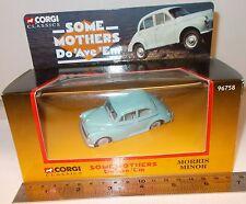Corgi 96758 - BBC 'Some Mothers Do'Ave'Em' - Morris Minor - Boxed.(Approx 1:43)