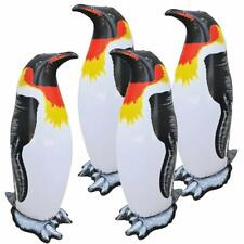 Jet Creations Inflatable 4 pcs Animals Penguin 20� Tall Best for Party Pool