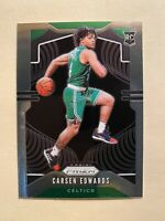 2019-20 Panini Prizm Carsen Edwards Rookie Card #276 - MINT! WOW!! MUST SEE!!!