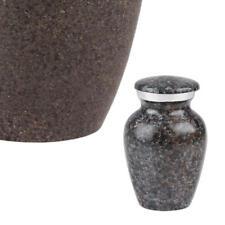Perfect Memorials Midnight Marble Keepsake Cremation Urn