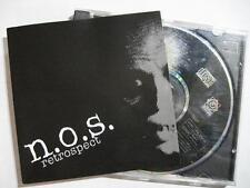 "N.O.S. ""RETROSPECT"" - CD"