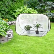 Mini Plant Flowers Outdoor Garden House Greenhouse Shed Pvc Foldable Triangle