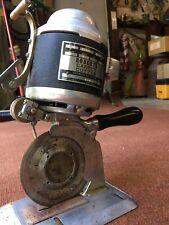 New listing Roberts Round Knife Carpet Cutting Machine