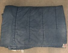 Vintage Ralph Lauren Denim Blue Jean Comforter Queen Size GREAT CONDITION