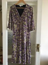 BODEN DRESS SIZE UK 12 LONG IN GOOD CONDITION