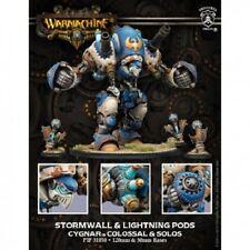Warmachine - Cygnar: Stormwall & Lightning Pods PIP31050