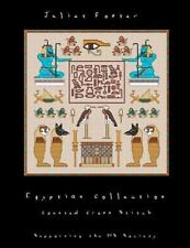 Egyptian Collection : Counted Cross Stitch by Juliet Foster (2012, Paperback)