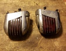 1942 NASH and for a 1941 DODGE Center SU TAIL LIGHT  cb-9672