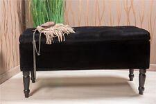 Truhenbank schwarz weiß  Bänke mit Aufbewahrungsfächern | eBay
