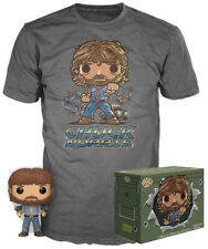 Funko Pop! Chuck Norris POP! & T-SHIRT Target Box NEW & IN STOCK size X-LARGE