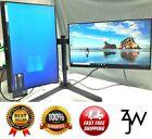 HP 22inch Edgeless Dual Displays Z22n 2x LED Monitors W/Stand & HDMI(Grade B)