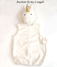 NEW Pottery Barn Kids MAGICAL UNICORN HALLOWEEN COSTUME Size 7-8 *horse *child