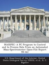 Masspec: A PC Program to Control and to Process Data from an Automated Mass-Spec