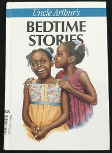 RARE Vol 2 (of 5 Volume Set) small HB Uncle Arthur's Bedtime Stories/Andy Collis