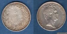 Louis Philippe Ier Tete Nue – 5 Francs 1831 K Bordeaux Tranche Creux TTB