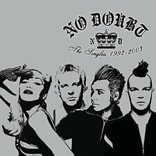 No Doubt Singles 1992-2003 [CD]