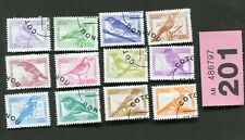 Lot  stamps  of   Benin. Birds