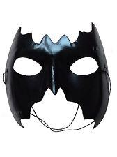 Super hero Batwoman Batman Domino Face Mask, Masquerade Fancy Dress Comic Con