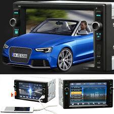 "6.2"" HD Touch Screen Bluetooth Car MP4 MP5 Player FM Radio Stereo USB AUX"