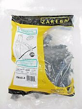 "Zareba Itrxb-Z Black 25 Bag Snap-On Extension T-Post Insulator 5"" Extender"
