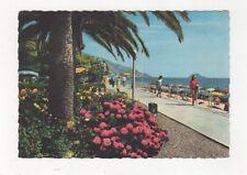 Riviera del Fiori Alassio Italy 1964 ostcard 429a