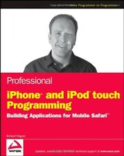 Professional iPhone and iPod Touch Pro... by Wagner, Richard Mixed media product