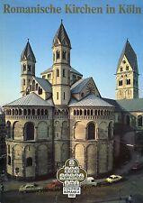 Romanische Kirchen in Köln (Deutsch/English/Francais) Churches Cologne