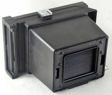 Polaroid PINHOLE instant Camera packfilm Fp100C Shutter Tripod Cold Shoe 669 A+