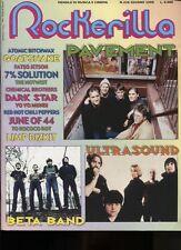 ROCKERILLA 226/1999 PAVEMENT BETA BAND DARK STAR GOATSNAKE RED HOT CHILI
