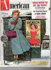 1954 American February margaret Culkin Banning; Sicily; San Francisco; McNeil AZ