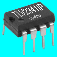 (5) TLV2341 Programmable, Low Voltage, Single 2-8 VDC Supply, Op-Amp