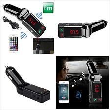 5V/2A port usb voiture suv musique lecteur MP3 fm bluetooth sans fil téléphone mains-libres kit