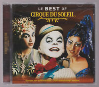 LIKE NEW CD  Cirque du Soleil - Le Best of