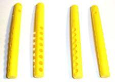 T-Maxx and E-Maxx Yellow Nylon Reinforced Body Mount Posts