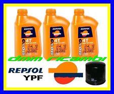 Kit Tagliando KYMCO MYROAD 700i 11>12 Filtro Olio REPSOL 10W/40 700 i 2011 2012