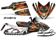 AMR Racing Arctic Cat M Series Snowmobile Graphic Kit Sled Wrap Decals FSTORM K