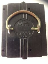 American 60 amp Pull Out Fuse Holder - RANGE