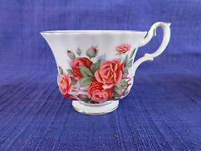 Royal Albert Centennial Rose FOOTED CUP (s) multiples *have more items to set*