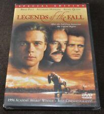 Legends Of The Fall 1994 / 2000 Region 1 NTSC English/French/Spanish Audio