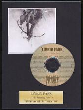 Linkin Park Pop Music Presentation Discs