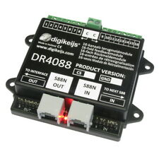 Digikeijs DR4088CS 16 Channel Occupancy Feedback ESU ECoS - S88 & S88N Inputs