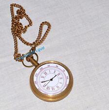 Nautical Divine Gandhi watch style portable timepiece pocket watch 2 Inche