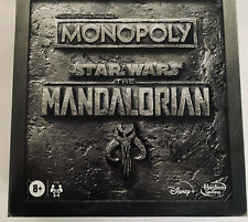 NEW SEALED 2020🎁 MONOPOLY STAR WARS THE MANDALORIAN EDITION THE CHILD BABY YODA